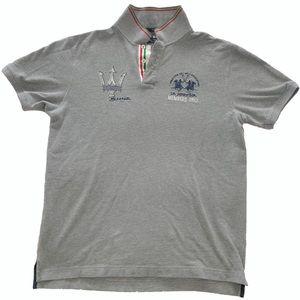 RARE La Martina Maserati men's Polo Slim fit SZ XL